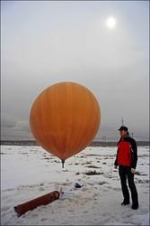 Аерологічні прилади зонди